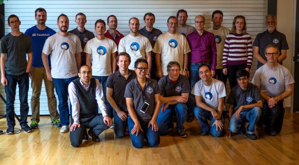 Toronto Contributors at 2014 Toronto Summit