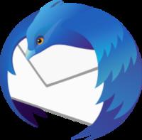 New Thunderbird Logo