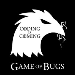 Thunderbird: Game of Bugs T-shirt design