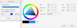 New Full Color Picker